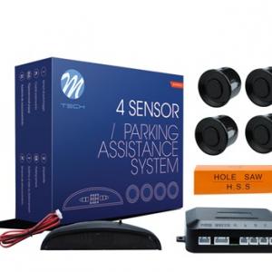 Parkavimo sistema 4 sensorių CP4B