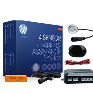 Parkavimo sistema 4 sensorių CP6S