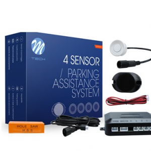 Parkavimo sistema 4 sensorių CP6W