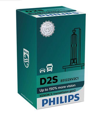 philips d2s x treme vision gen2 4800k lemput s ma iausia. Black Bedroom Furniture Sets. Home Design Ideas
