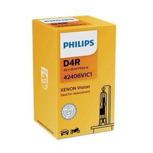 Philips D4R Vision xenon lemputė