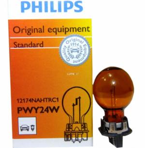Philips PWY24W 12174 lemputė