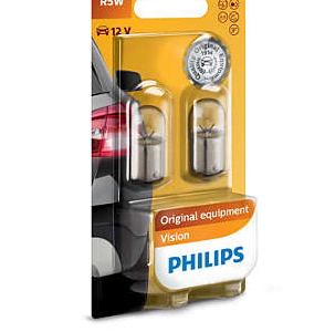 Philips R5W Vision 12821