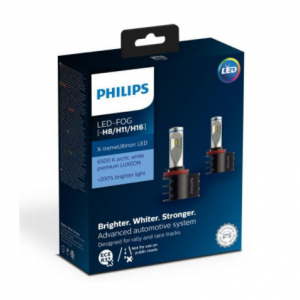 Philips X-treme Ultinon H8 H11 H16 LED