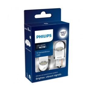 Philips X-tremeUltinon gen2 LED W21W 6000K (Twin)