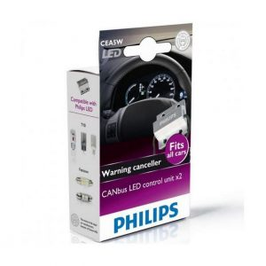 Philips CAN BUS CONTROLER LED klaidų naikintojas 5W