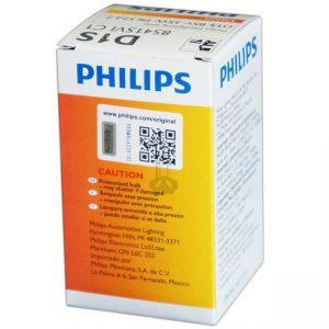 Philips-d1s-vision-xenon-lemputes