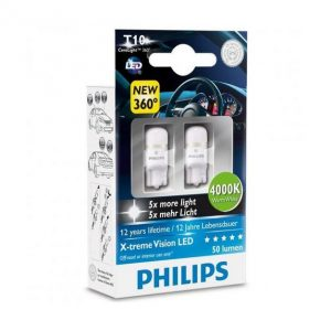 Philips-led-w5w-t10-x-treme-vision