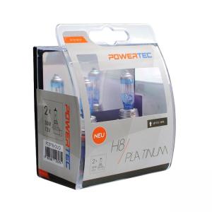 Powertec Platinum +130% H8 12V DUO