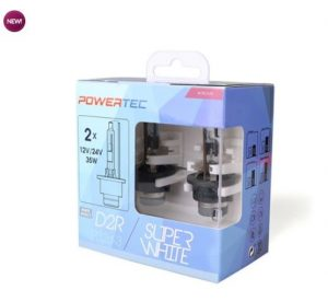 Powertec SuperWhite D2R DUO