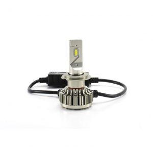 Megalight +200 H7 LED lempučių rinkinys (2vnt.)