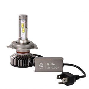 LED H4 PRO lempučių rinkinys