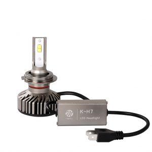 LED H7 PRO lempučių rinkinys