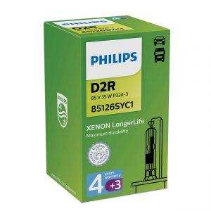 Philips D2R LongerLife 4300K
