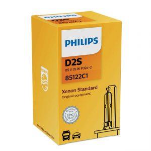 Philips D2S Vision xenon lemputes