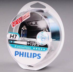 Philips x-treme vision h7